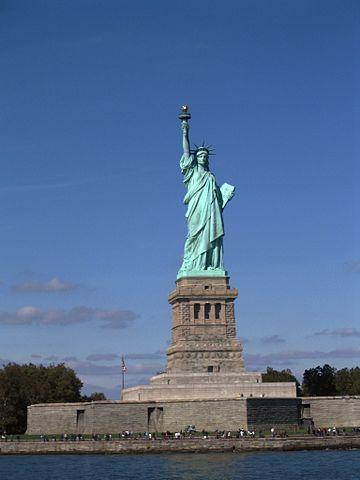 Статуя Свободы (Свобода, озаряющая мир)