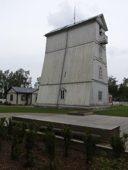 Суурупи (Суропи, Суроп) створные маяки